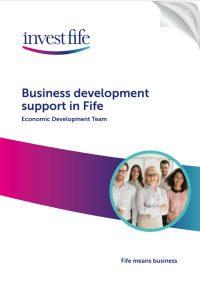 InvestFife brochure