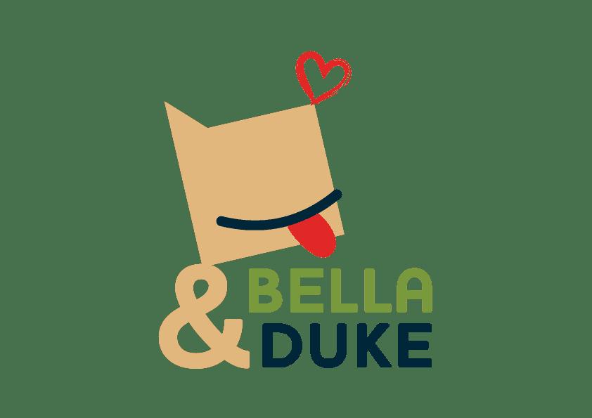 Bella and Duke Logo
