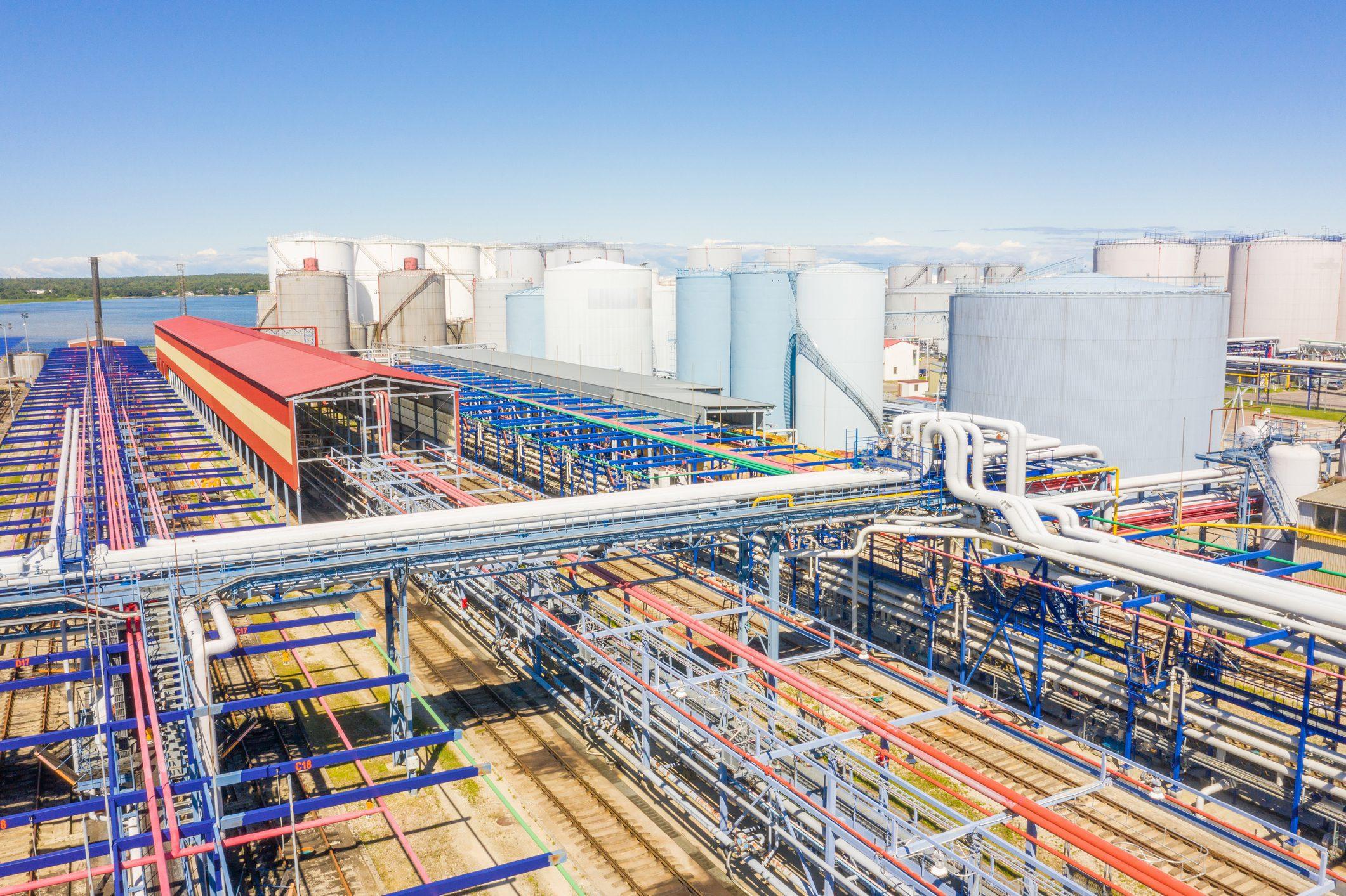 Oil Terminal - Subsea International Case Study